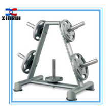 support commercial de poids de machine de gymnastique commerciale