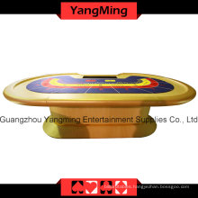 High-Quality Casino Baccarat Table (YM-BA08)