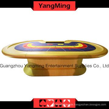 Hochwertiger Casino Baccarat Tisch (YM-BA08)