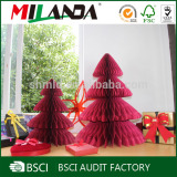 2016 Newly fancy custom paper Christmas tree wholesale suppliers in shanghai