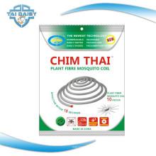 Plant Fiber Mosquito Coil China Fornecedor de 145mm