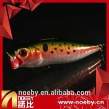 Noeby 35mm flutuando duro plástico pesca isca