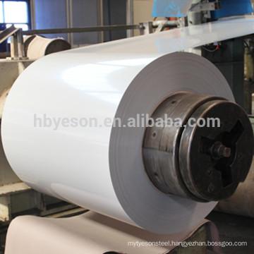 ppgi galvanized steel coil