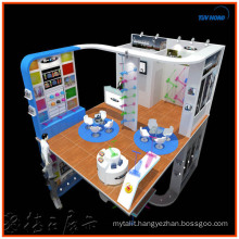 China design & customize portable Exhibition booth portable display