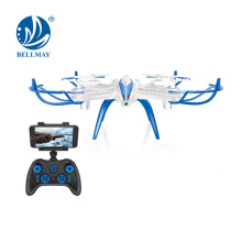 2.4 GHz 4 Channel 6 Axis Gyroscope Wifi RC Drone with 0.3 MP Camera Optional One Key Return RC Quadcopter