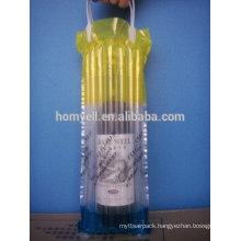 Liquor Bottles Airtube Column protective Packaging