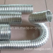 Semi-Rigid Flexible Aluminium Duct (AH-0150)