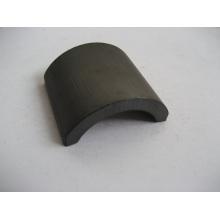 Imanes cerámicos del segmento del arco para el motor
