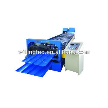 Машина для производства холодного проката IBR на стену / крышу