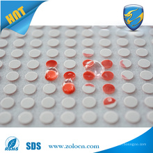 customized high quality water-sensitive sticker/water sensitive personalised stickers