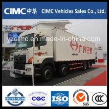 Camión camión / caja Hino 8X4