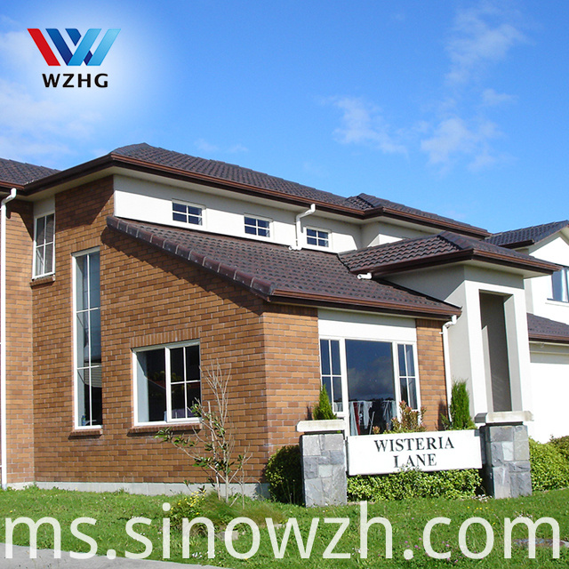 Wind Proof Light Steel Villa