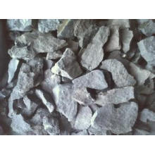 Fábrica de carboneto de cálcio (tamanho 50-80mm)