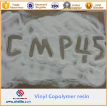 Utilisation de la résine MP45 de copolymère de vinyle pour l'encre de gravure