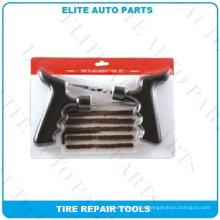 Kits de reparo de pneus no pacote Bliter
