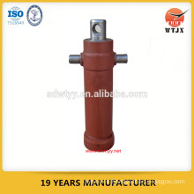 single acting telescopic hydraulic cylinder for tipping truck