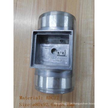 Corpo da lâmpada / Peças da caixa / Fundição sob pressão / CNC