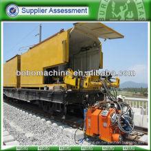 Mobile Schienenschweißmaschine UN150