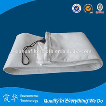 High qualitypolyester needle felt filter bag