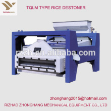 TQLM type rice destoner machine