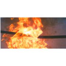 Tira a prueba de fuego a prueba de fuego del sello de la puerta del caucho del silicio