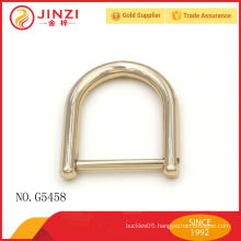 Professional manufacture electric metal handle for bag