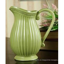 Jarra de cerámica hermosa (TM121701)