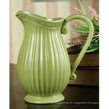 Hermosa jarra de cerámica (TM121701)