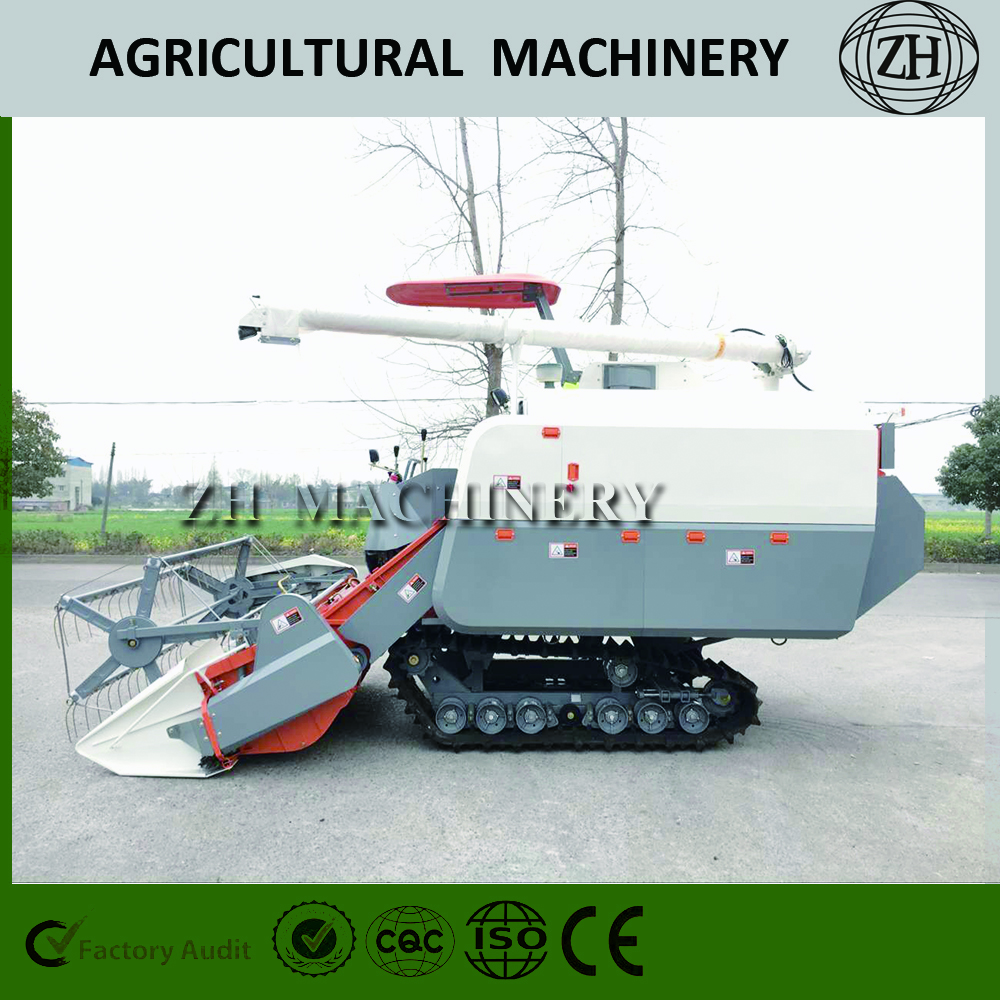 Self-propelled Combine Rice Harvester for Sale