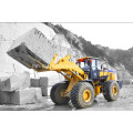 ROCK WHEEL LOADER SEM660B зарах