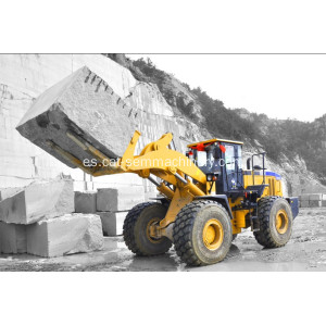 ROCK WHEEL LOADER SEM660B EN VENTA
