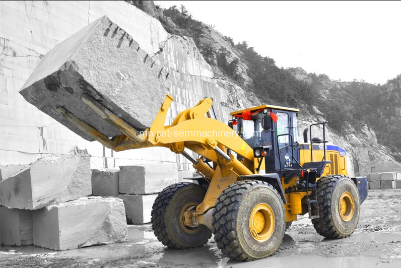 Good Quality 6 Tons Front End Wheel Loader