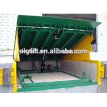 hydraulic loading dock leveler/skylift