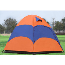 Hot selling waterproof 2 layers 5-8 person luxury tent outdoor camping