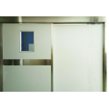 Automatic airtight hospital door