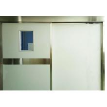 Porte d'hôpital automatique hermétique