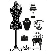 Модные ясно марки для записках 2016 Топ Валентина сувениры для свадьбы