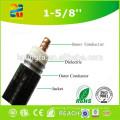 Câble coaxial à faible perte sans halogène, câble coaxial 7/8