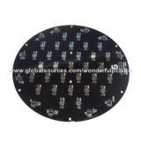 Aluminum PCB for Electronics with Immersion Gold