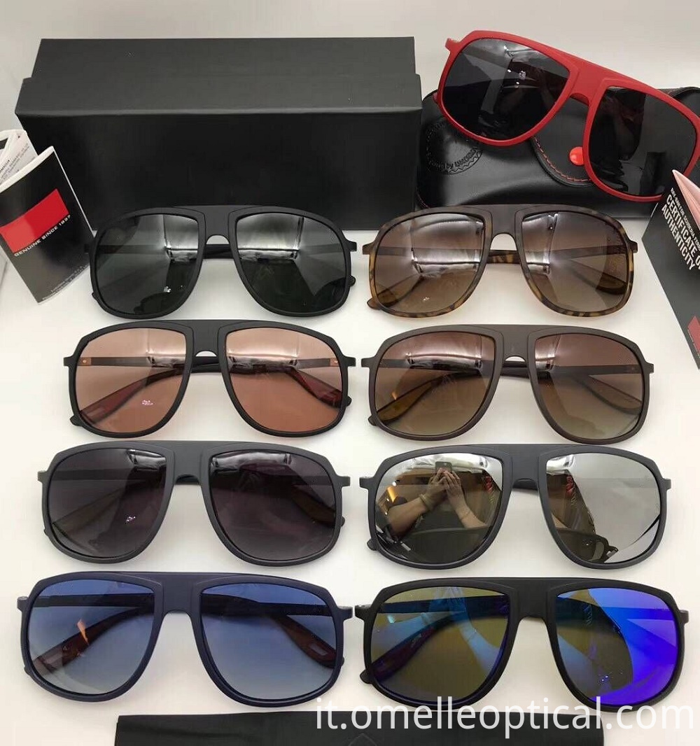 Uv400 Polarized Sunglasses