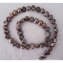 Brown Baroque Pearl, Freshwater Pearl, Pearl (BRQ0910BR)