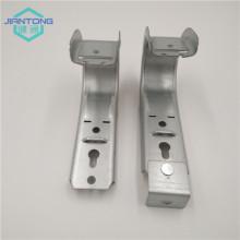 galvanized sheet metal stamping mounting J hooks
