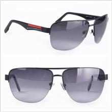 Men′s Sunglasses/Full Rim Sun Glasses/ High Quality Sunglasses