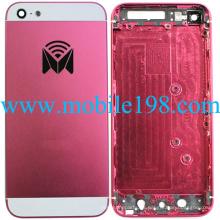 Color rosa carcasa original carcasa trasera para Apple iPhone 5
