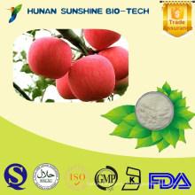 Natürliches grünes Apfelpulver für Getränke und Getränke