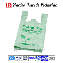 Custom Logo Printing Bag Shopping Plastic Bags Packaging