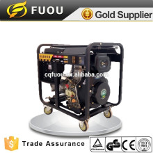 AC Three Phase Output Type Power Electric Generator