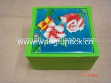 custom wooden ceramic jewelry box