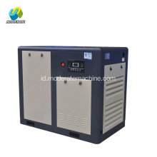 380V Industri Rotary Screw Air Compressor 55KW 75HP