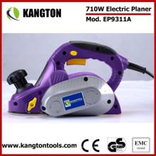 710W cepilladora de madera eléctrica para herramienta de trabajo de madera